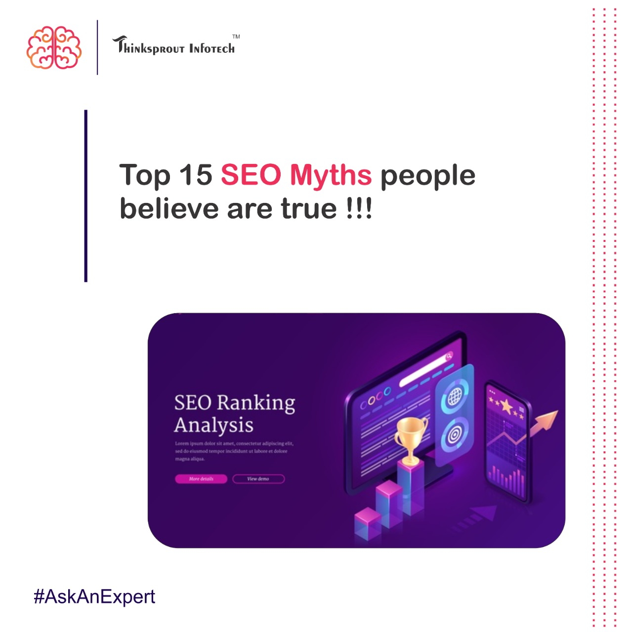 Top 15 SEO Myths people believe are true !!