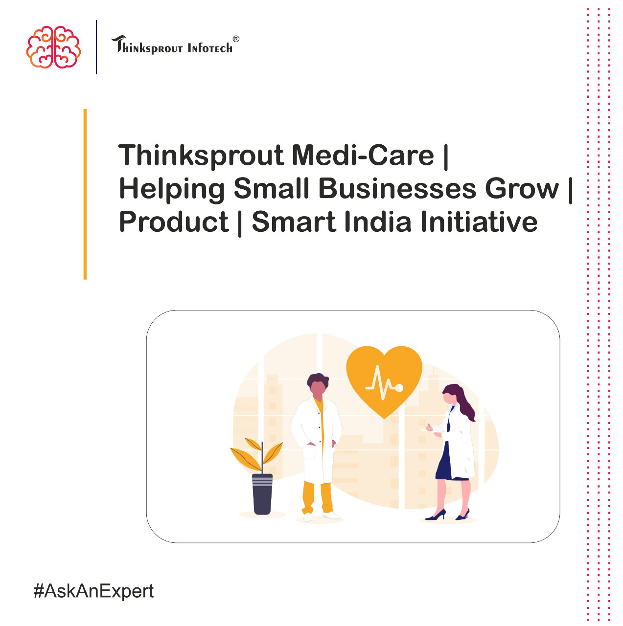 Thinksprout Medi-Care | Helping Businesses Grow