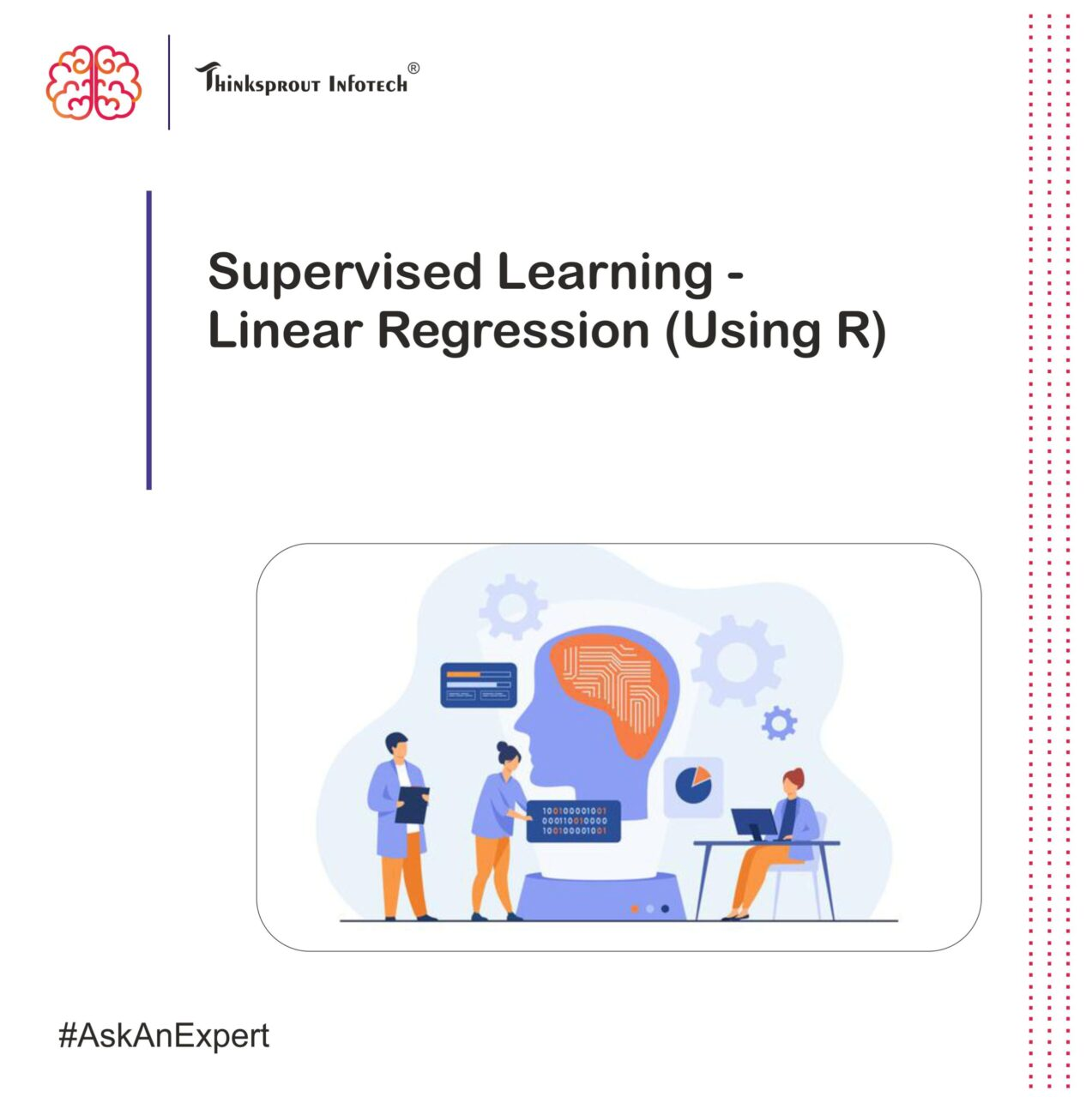 Supervised Learning—Linear Regression (Using R)